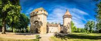 Idée de Sortie Châteaumeillant Le Château de La Motte-Feuilly
