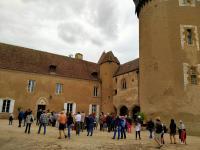 Evenement Bonnat Visite théâtralisée au château : Dans l'ombre des Borgia