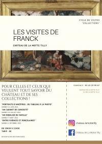 Evenement Traînel Château de la Motte Tilly - Les visites de Franck