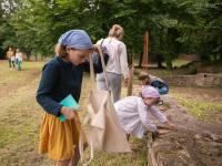 Idée de Sortie Donnay Les Etonnants Patrimoines : A la recherche du château perdu