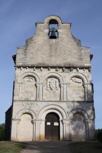 Idée de Sortie La Barde Eglise de Saint Michel de Rivière
