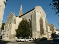 Idée de Sortie Saint Adjutory ÉGLISE NOTRE DAME DE L'ASSOMPTION ET SAINT CYBARD - LA ROCHEFOUCAULD
