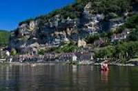 Idée de Sortie La Roque Gageac Boucle des Gabares. La Roque-Gageac. Plus beaux villages de France