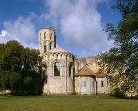 Abbaye de La Sauve-Majeure Gironde