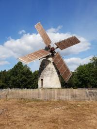 Idée de Sortie Cherval Terra Aventura : Au Four et au Moulin