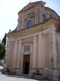 Idée de Sortie Cap d'Ail Eglise Saint-Michel de La Turbie