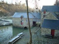 Idée de Sortie Pleudihen sur Rance Moulin à marée du Prat