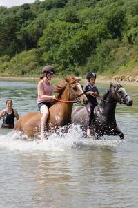 Idée de Sortie Plouër sur Rance Centre Equestre et Poney Club Les Ecuries des Perrières