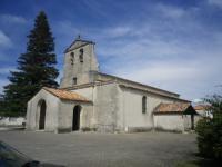 Eglise-Saint-Vincent-de-Lacanau Lacanau
