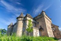 Idée de Sortie Leyme Château de Lacapelle-Marival