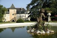 Jardins du Chateau de la Treyne Lot