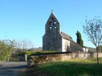 Idée de Sortie Pinsac Journées Européennes du Patrimoine : Visite Libre de l'Eglise Saint-Georges de Meyraguet