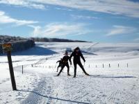 Idée de Sortie Saint Chély d'Aubrac Station de ski de Laguiole