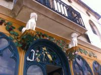 Idée de Sortie Channay Café des Chiens