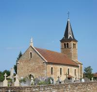 Idée de Sortie Biziat Eglise Saint-Laurent de Laiz
