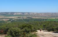 Idée de Sortie Eyguières The Défends massif in Eyguières
