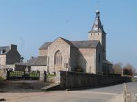 Idée de Sortie Landéhen Eglise Saint-Pierre (Maroué)