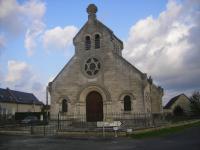 Idée de Sortie Terny Sorny Eglise Saint-Martin de Landricourt