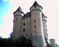 Idée de Sortie Margerides Château de Val