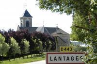 Idée de Sortie Praslin Eglise Saint Valentin à Lantages