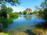 Idée de Sortie Buzeins Pêche au Lac de la Cisba