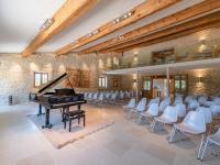 Evenement Villardonnel LES MUSICALES DE SAINT JACQUES - CONCERT PIANO VIOLON