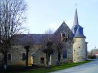 Idée de Sortie Sévigny la Forêt Eglise Saint-Etienne