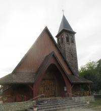Idée de Sortie Arbent Eglise en Bois de Lavancia