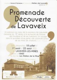 Idée de Sortie Fransèches Promenade Découverte de Lavaveix
