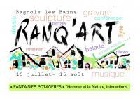 Evenement Lozère RANQ'ART : STAGE CHORALE À L'ÉGLISE