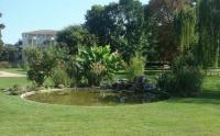 Parc de l´Ermitage et sa roseraie Gironde