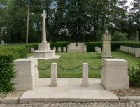 Idée de Sortie Vaux Andigny Le Cateau Communal Cemetery