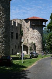 Idée de Sortie Saint Cierge sous le Cheylard Château de La Chèze