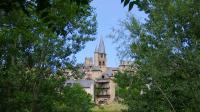 Idée de Sortie Cruéjouls Le GR®65 - Le chemin de Saint-Jacques de Compostelle : Étape n 2 : Saint-Côme-d'Olt - Estaing