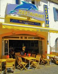 Restaurant Le Dauphin Le Grau du Roi