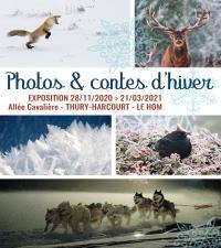 Evenement Tournay sur Odon Exposition Photos et contes d'hiver