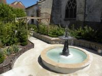 Idée de Sortie Saint André les Vergers Le jardin de l'église