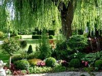 Idée de Sortie Rumilly lès Vaudes Le jardin du Presbytère