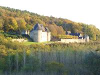 Jardins du manoir de Peyraux Le Lardin Saint Lazare