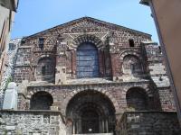 Idée de Sortie Le Monastier sur Gazeille Eglise Abbatiale du Monastier