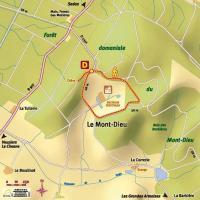 Idée de Sortie Vaux en Dieulet Boucle des Chartreux