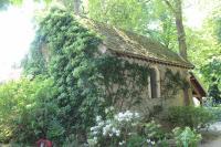 Le parc de la Roseraie Val de Marne