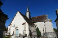 Idée de Sortie Prunay Belleville Eglise de la Nativité de Notre Dame