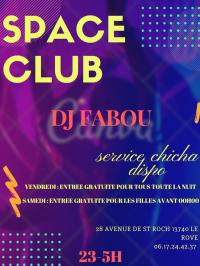 Idée de Sortie Le Rove Space Club