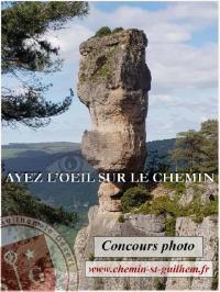Evenement Sévérac le Château Concours photo sur le chemin de Saint Guilhem