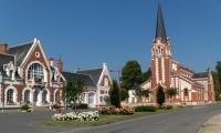 Idée de Sortie Saint Quentin le Petit LE THOUR, Village Fleuri 1 Fleur