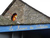 Idée de Sortie Sévérac l'Église Claude Villefranque - Artiste Forgeron - Maison Créative du Vibal