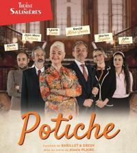 Evenement Lacanau Théâtre des Salinières : Potiche
