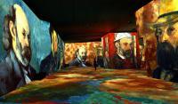 Evenement Châteaurenard Cézanne - Kandinsky - Carrière de Lumières