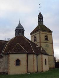 Idée de Sortie Chartronges Eglise Saint Hubert